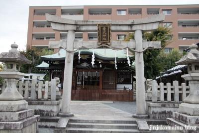 玄武神社(北区紫野雲林院町)2