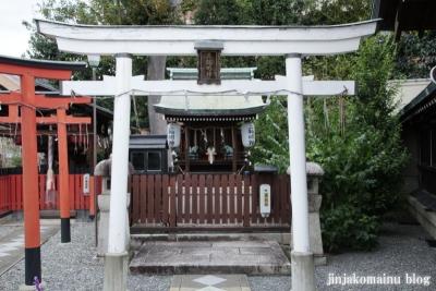 玄武神社(北区紫野雲林院町)13