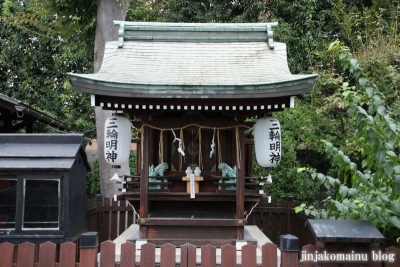 玄武神社(北区紫野雲林院町)14