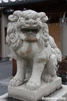 玄武神社(北区紫野雲林院町)19