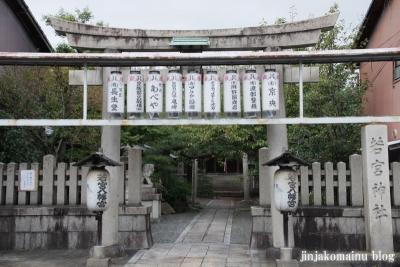 若宮神社(北区紫野雲林院町)3
