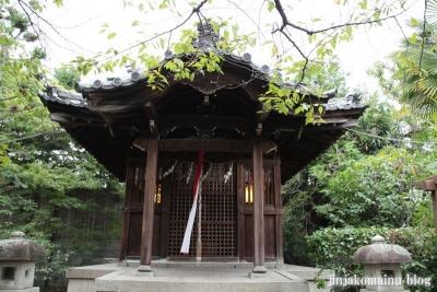 若宮神社(北区紫野雲林院町)6