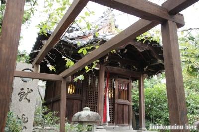 若宮神社(北区紫野雲林院町)7