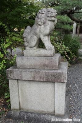 若宮神社(北区紫野雲林院町)14