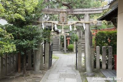 首途八幡宮(上京区桜井町)8