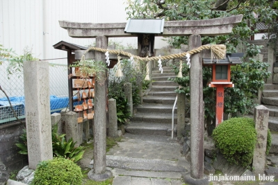 首途八幡宮(上京区桜井町)11