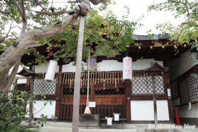 首途八幡宮(上京区桜井町)13