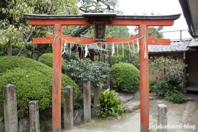 首途八幡宮(上京区桜井町)20