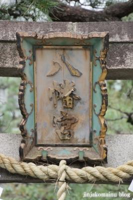 首途八幡宮(上京区桜井町)9