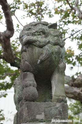 首途八幡宮(上京区桜井町)16