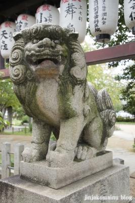 首途八幡宮(上京区桜井町)23