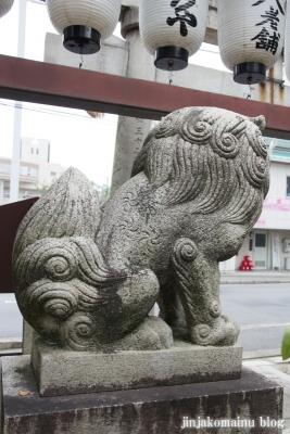 首途八幡宮(上京区桜井町)24