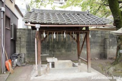 霊光殿天満宮(上京区徳大寺殿町)7