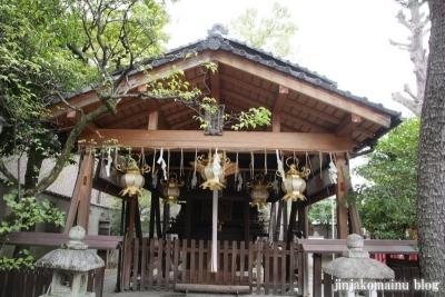 霊光殿天満宮(上京区徳大寺殿町)10