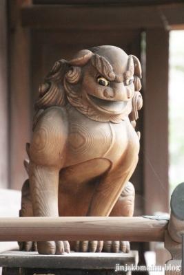 霊光殿天満宮(上京区徳大寺殿町)14