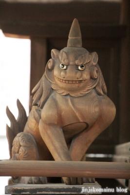 霊光殿天満宮(上京区徳大寺殿町)15