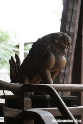 霊光殿天満宮(上京区徳大寺殿町)16