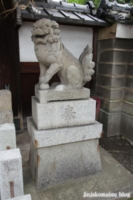 霊光殿天満宮(上京区徳大寺殿町)21