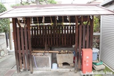 福永神社(上京区福長町)4