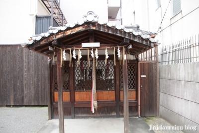 福永神社(上京区福長町)5