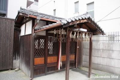 福永神社(上京区福長町)6