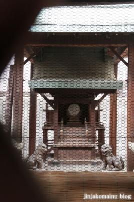 福永神社(上京区福長町)7