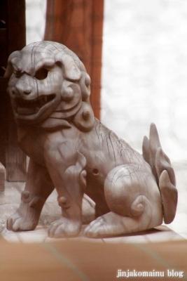 福永神社(上京区福長町)8