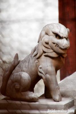 福永神社(上京区福長町)9