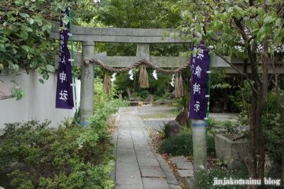 宗像神社(上京区京都御苑)1