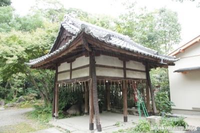 宗像神社(上京区京都御苑)3