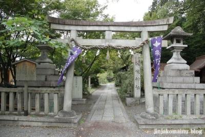 宗像神社(上京区京都御苑)4