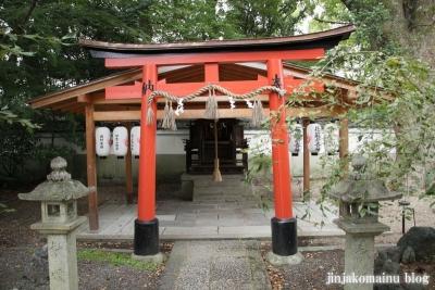 宗像神社(上京区京都御苑)7