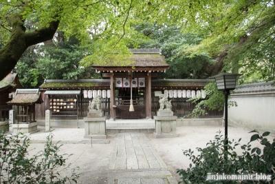 宗像神社(上京区京都御苑)12