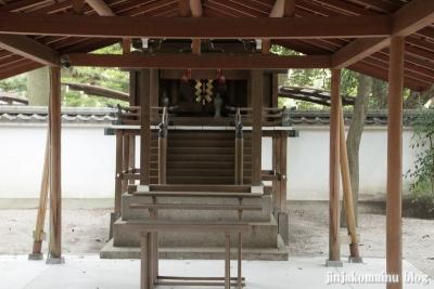 宗像神社(上京区京都御苑)15