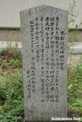 宗像神社(上京区京都御苑)9