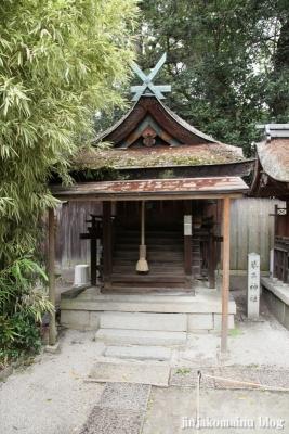 宗像神社(上京区京都御苑)19