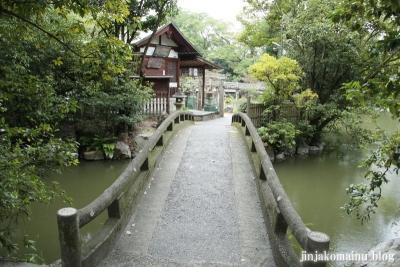 厳島神社(上京区京都御苑)3