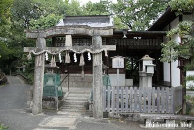 厳島神社(上京区京都御苑)4