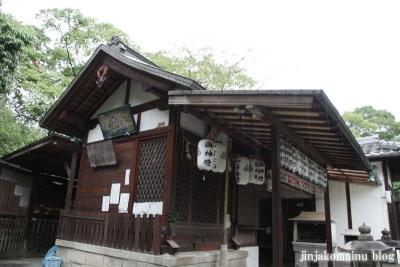 厳島神社(上京区京都御苑)8