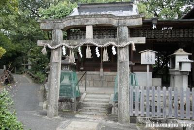 厳島神社(上京区京都御苑)6