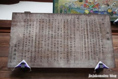 厳島神社(上京区京都御苑)9