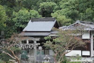 厳島神社(上京区京都御苑)10