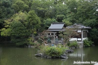 厳島神社(上京区京都御苑)11