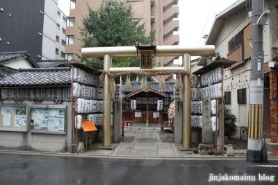 御金神社(中京区押西洞院町)1