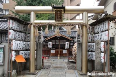 御金神社(中京区押西洞院町)2