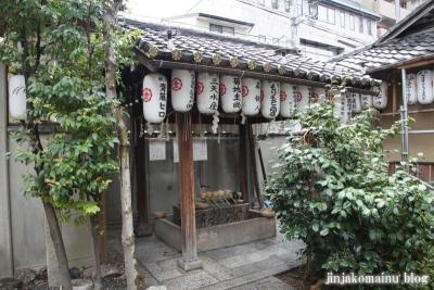 御金神社(中京区押西洞院町)12