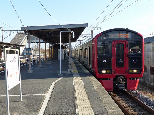 20180124椎田駅 (1)