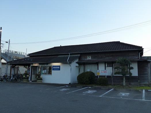 豊前長洲駅舎20180128