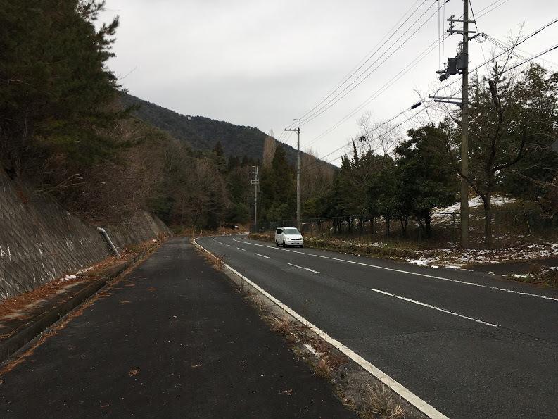 2017小和田山/駐車場所
