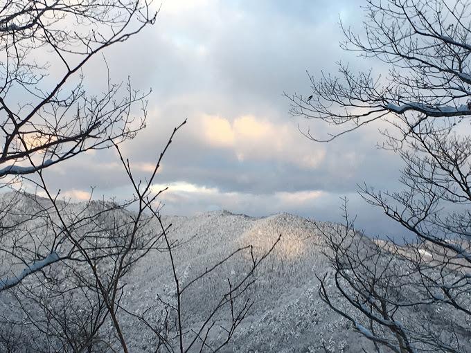 2018武奈ヶ岳/京都側